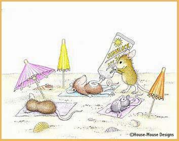 Résultat d'images pour gif souris à la plage