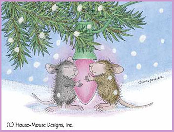 Holiday - House-Mouse Christmas COD